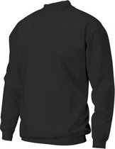 Tricorp Sweater - Casual - 301008 -  zwart - Maat M