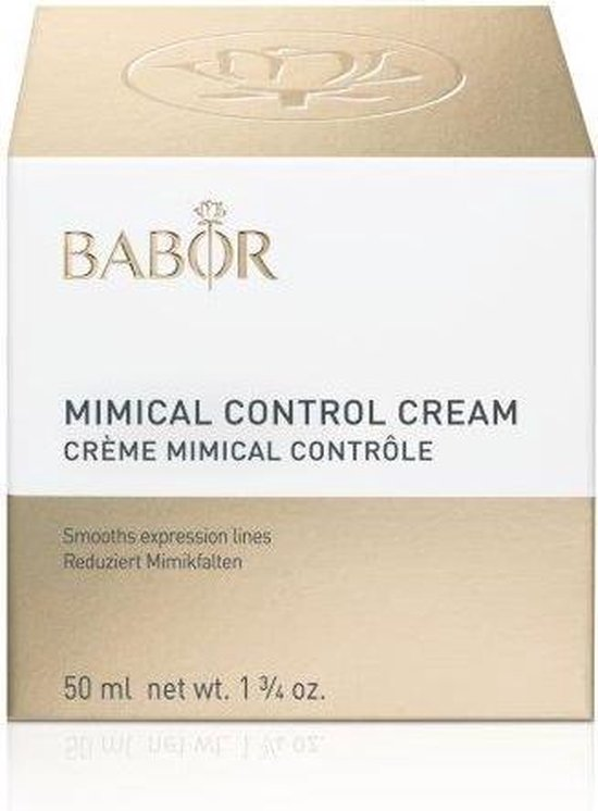 Babor SKINOVAGE - CLASSICS  Mimical Control Cream