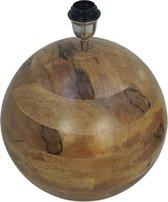 HSM Collection Tafellamp Timber - ø40 cm - naturel