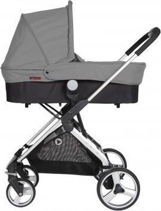 Product: Topmark - Combi Kinderwagen Vision - Zilver, van het merk Topmark