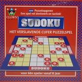 sudoku cijfer puzzelspel