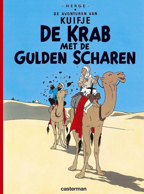 Kuifje 09. de krab met de gulden scharen - Hergé |