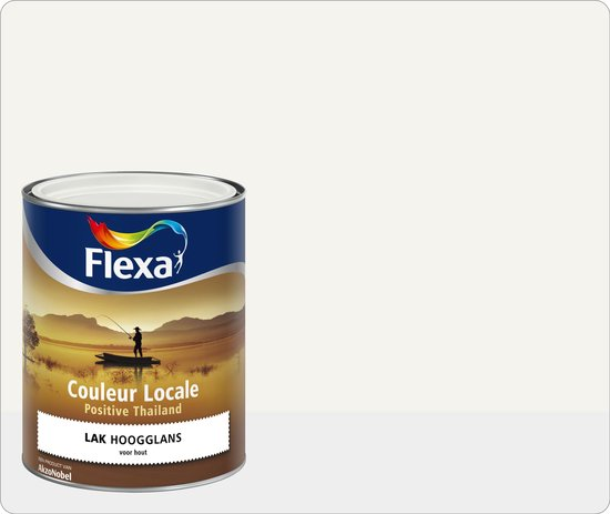 Flexa Couleur Locale - Lak Hoogglans - Positive Thailand - Light - 2075 - 750 ml