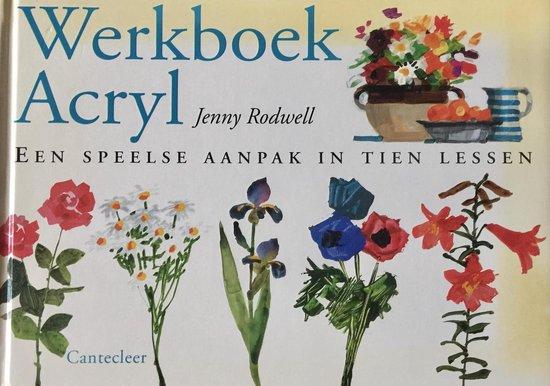 WERKBOEK ACRYL - Rodwell | Readingchampions.org.uk