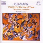 Messiaen: Quartet For The End