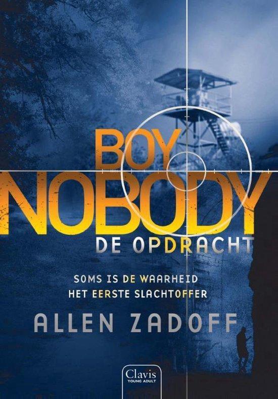 Boy nobody - De opdracht - Allen Zadoff pdf epub