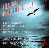 Symphony No. 2, Vocalise, Sea & Gulls (Depriest, Oregon So)