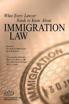 What Every Lawyer Needs to Know About Immigration Law
