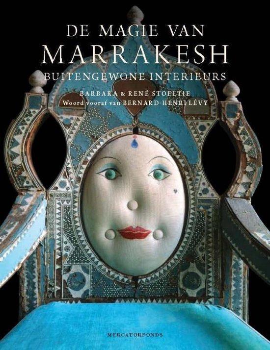 Cover van het boek 'De Magie van Marrakech' van Barbara Stoeltie