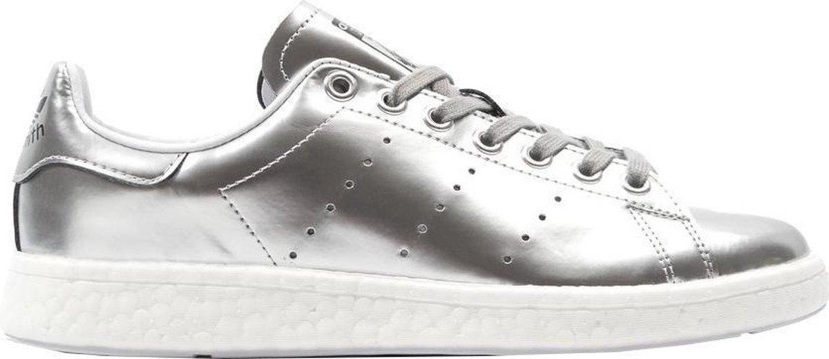 adidas stan smith dames zilver