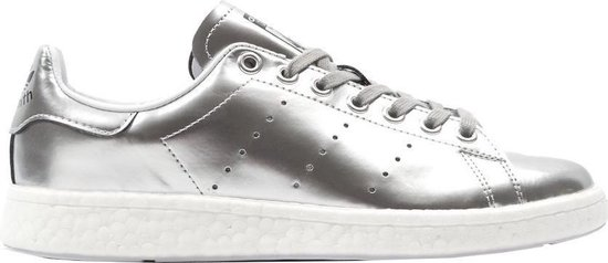 bol.com | Adidas Sneakers Stan Smith Boost Dames Zilver Maat 36