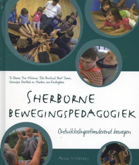 Sherborne bewegingspedagogiek - Jo Daems  