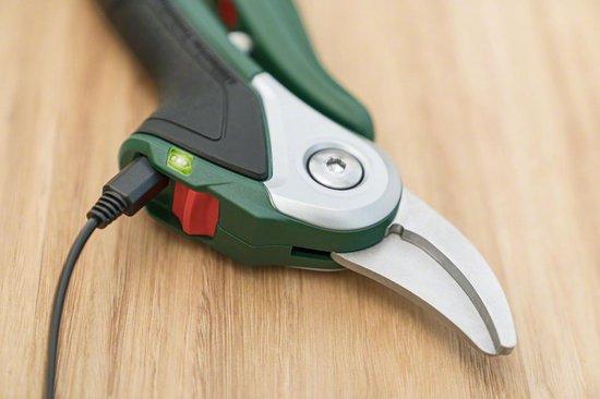 Bosch EasyPrune elektrische accutuinschaar - Geschikt voor takken Ø 25 mm - 3,6 V Accu