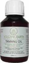 Originele pure Tamanu Olie - 100ml (huidproblemen) VolcanicEarth