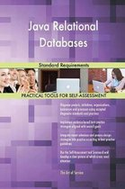 Java Relational Databases Standard Requirements