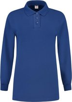 Tricorp Dames polosweater - Casual - 301007 - koningsblauw - maat S