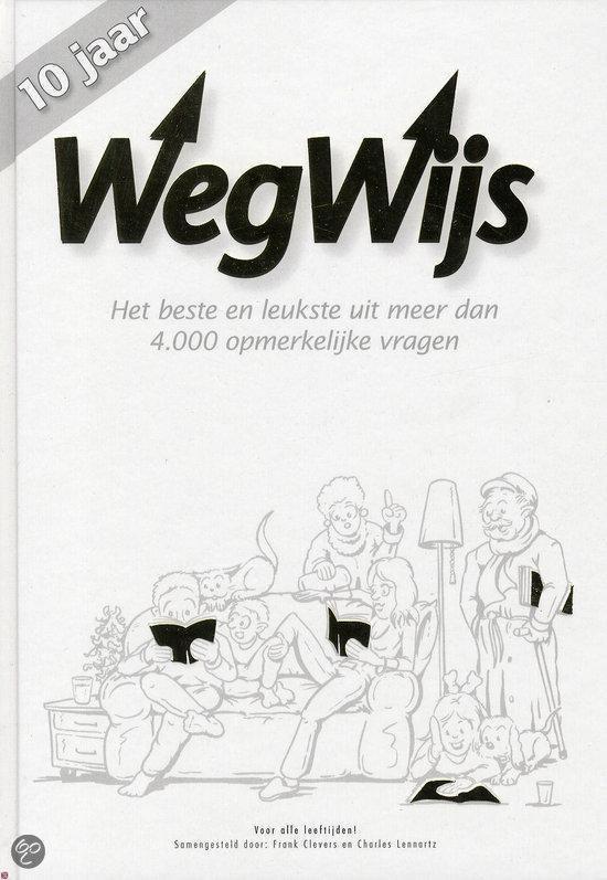Cover van het boek '10 jaar WegWijs'