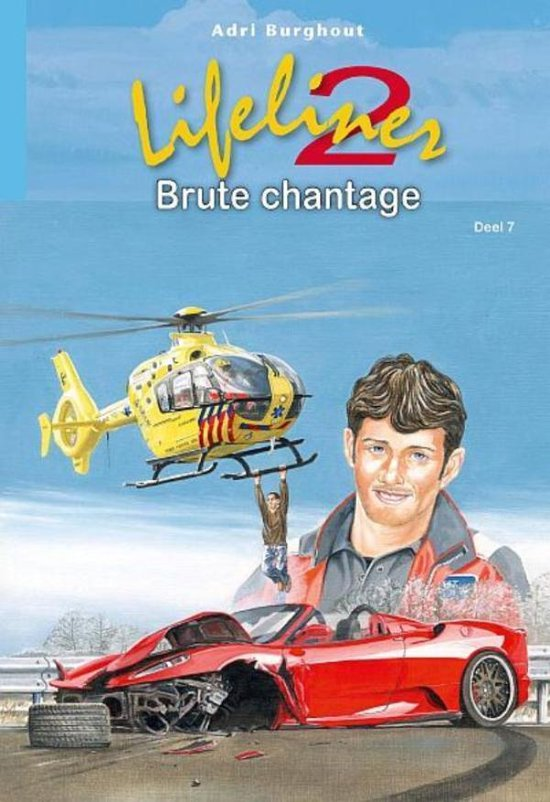 Lifeliner 2 7 - Brute chantage - Adri Burghout |