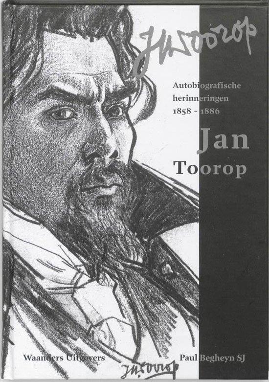 Cover van het boek 'Autobiografische herinneringen van Jan Toorop, 1858-1886'