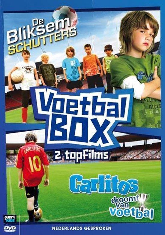 Cover van de film 'Voetbal Box'