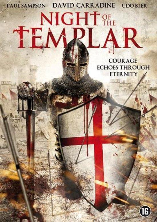 Cover van de film 'Night Of The Templar'