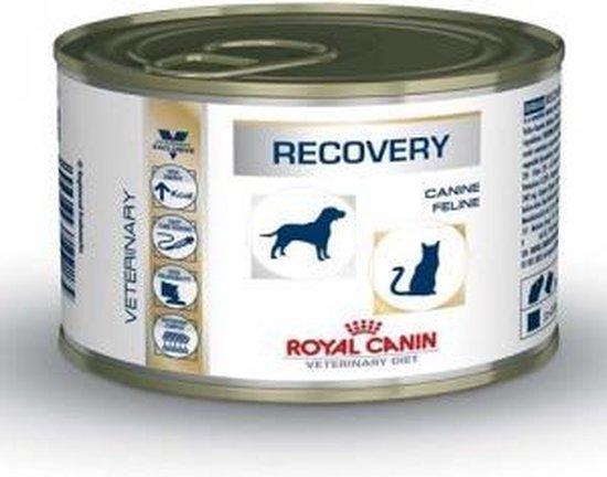 Royal Canin Recovery Feline/Canine - Kattenvoer - 12 x 195 g