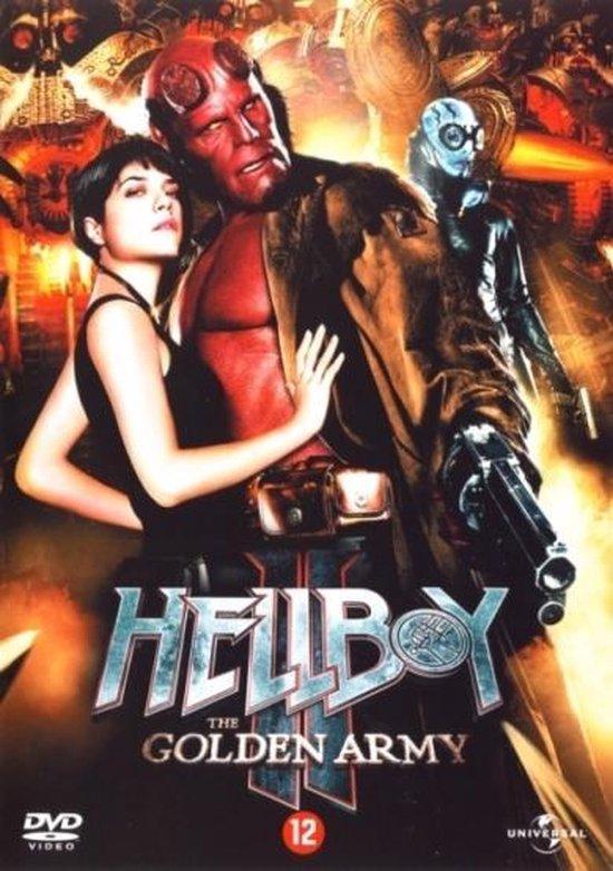 Cover van de film 'Hellboy 2 - The Golden Army'