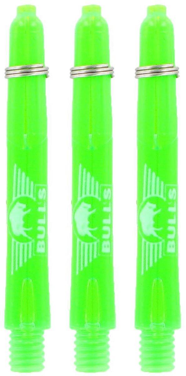 Nylon Glowlite Green - Short