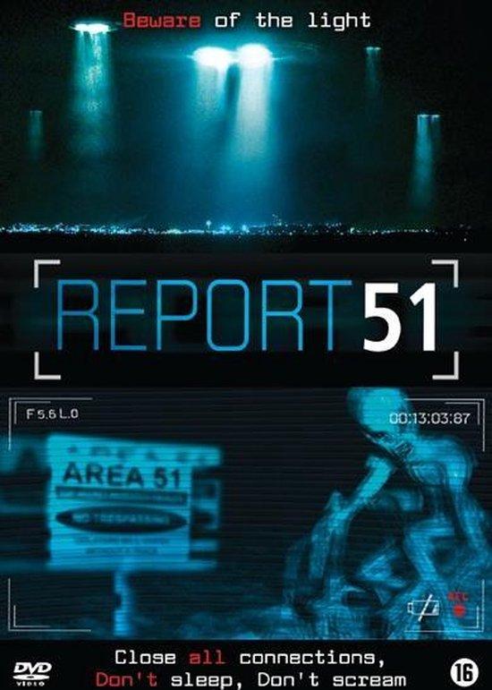 Cover van de film 'Report 51'