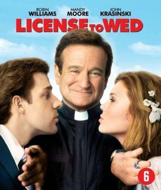 Cover van de film 'License To Wed'