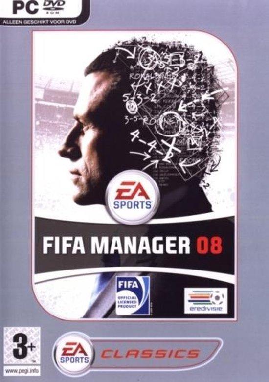 FIFA Manager – 08 – Windows