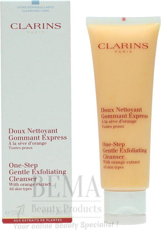 Clarins 40410 One-Step Exfoliator 125ml - Clarins