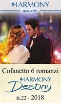 Cofanetto 6 Harmony Destiny n.22/2018