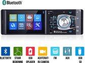 Auto radio 4.1 inch HD Scherm bluetooth MP5 player 1DIN