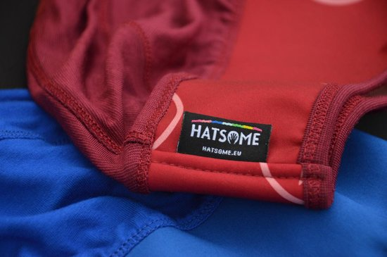 HATSOME Ear-covers (S/M) Red