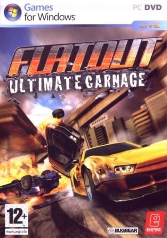 Flatout - Ultimate Carnage - Windows
