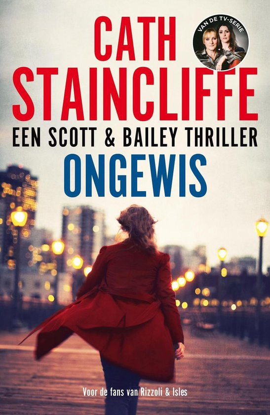 Scott & Bailey 2 - Ongewis - Cath Staincliffe   Fthsonline.com
