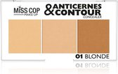 Miss Cop anti cernes & contour – 01 Blonde