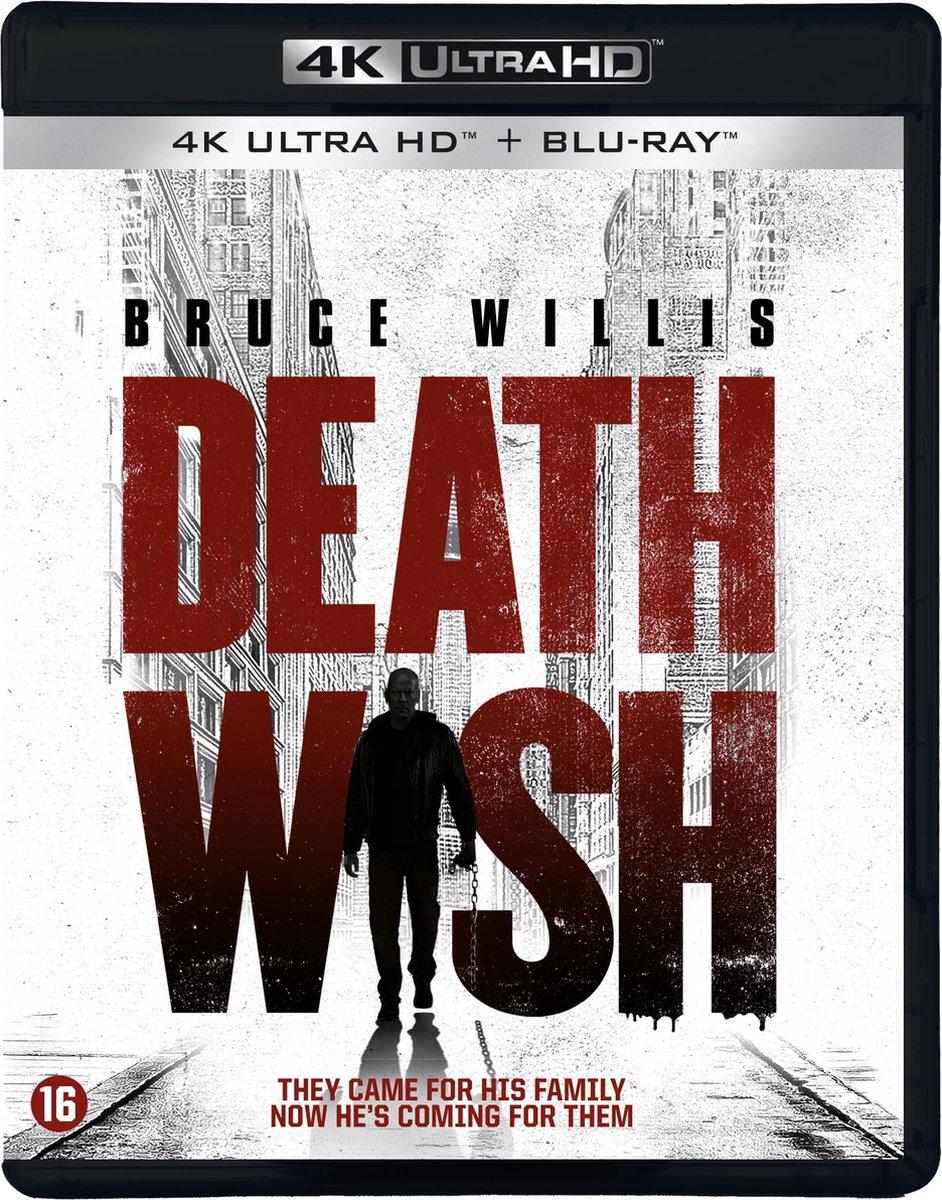 Death Wish (4K Ultra HD Blu-ray)-