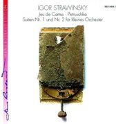 Hans Rosbaud Edition - Strawinsky: Jeu de Cartes, Suites