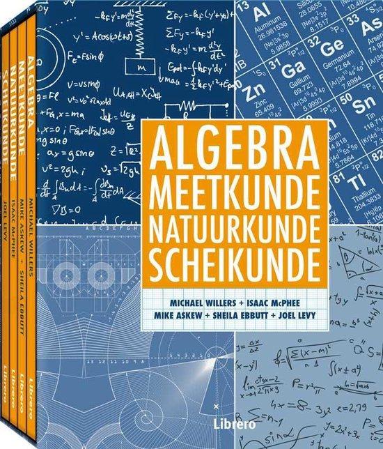 algebra / meetkunde / natuurkunde / scheikunde - Willers |