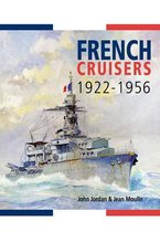 French Cruisers 1922-1956