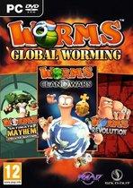 Worms Global Worming Triple Pack - Windows