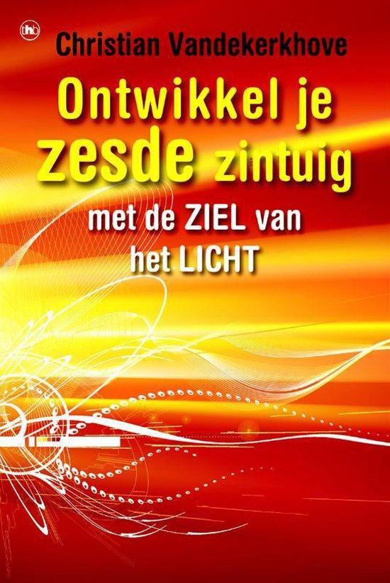 Ontwikkel je zesde zintuig met de ziel van het licht - Christian Vandekerkhove pdf epub