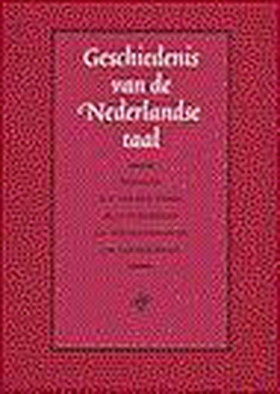 Geschiedenis van de Nederlandse taal