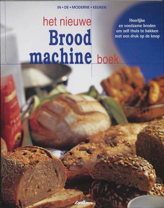 Het Nieuwe Brood Machine Boek - Marjie Lambert |