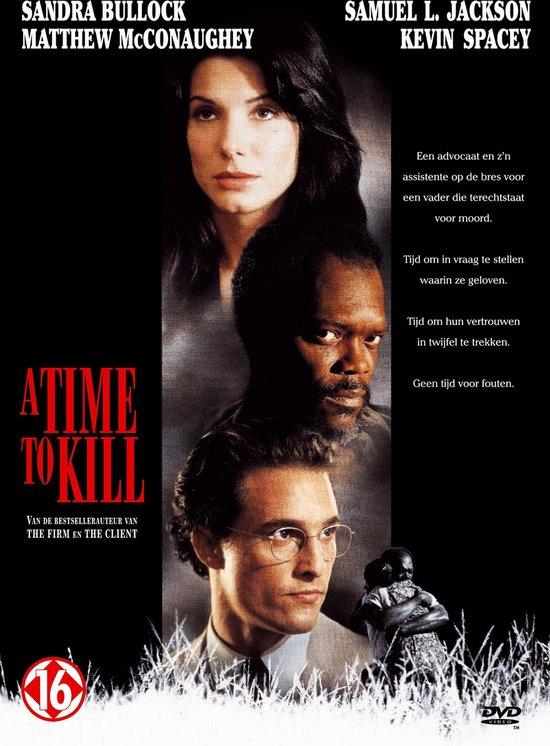 Cover van de film 'A Time To Kill'