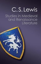 Omslag Studies in Medieval and Renaissance Literature