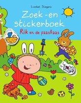 Rik  -   Zoek -en stickerboek Rik en de paashaas