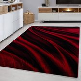 Torino Modern Rood Vloerkleed 160 X 230 CM